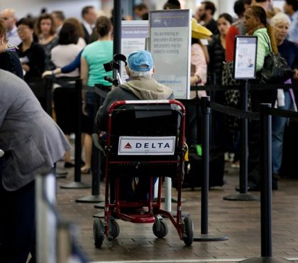 Paralyzed Veterans of America: Grave concerns for disabled air travelers