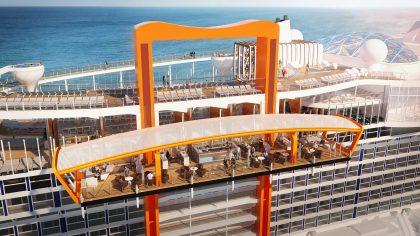 Celebrity Cruises reveals a ship designed to transform expectations