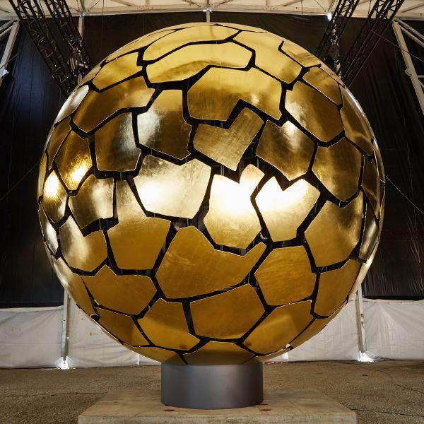 Lufthansa unveils commemorative sculpture on second anniversary of flight 4U9525 crash