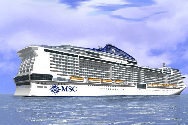 Cruise ship debuts: Inaugural cruises for 2017