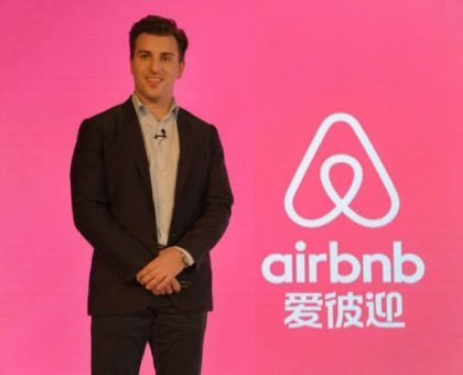 Airbnb doubles investment in China, changes name for Chinese market