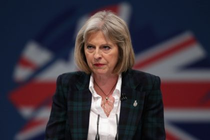 May threatens to ban European vessels from British waters