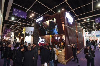 FILMART draws over 8000 global visitors