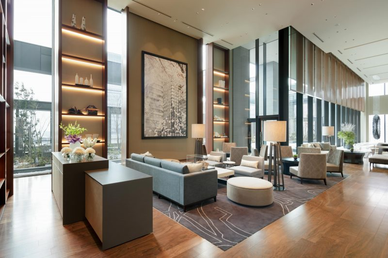 First luxury Ascott The Residence opens in Japan's biggest financial center