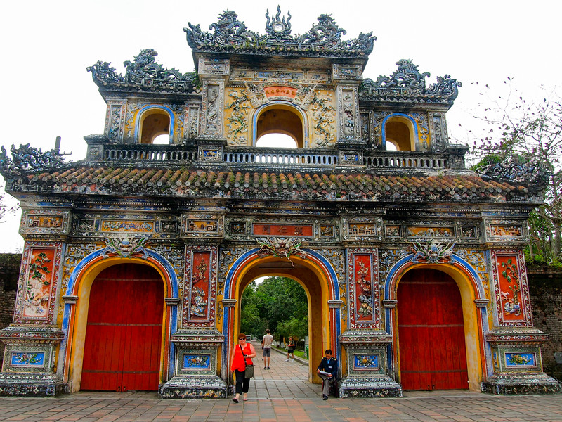 International cruise lines eyeing royal attractions in central Vietnam