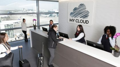 Germany's first transit hotel debuts at Frankfurt Airport