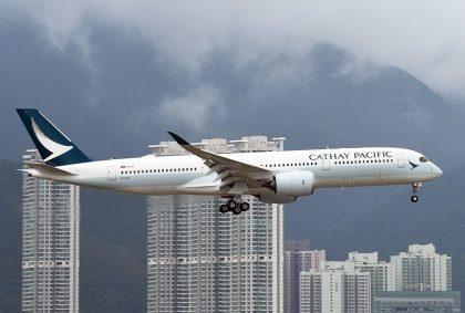 Cathay Pacific to add four nonstop flights between San Francisco and Hong Kong