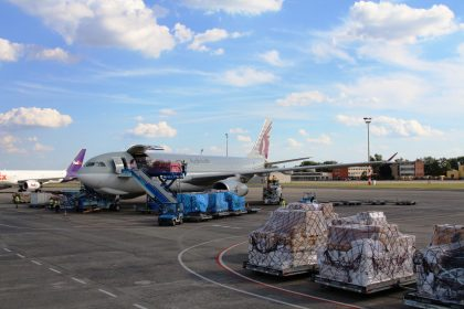 Budapest Airport cargo – strong start to the year