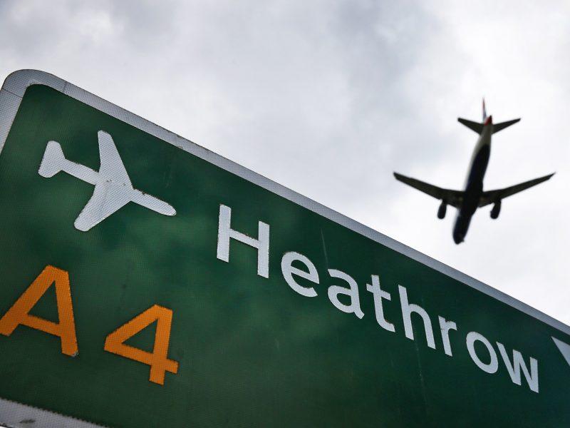 Passengers vote Heathrow Number 1 in Europe