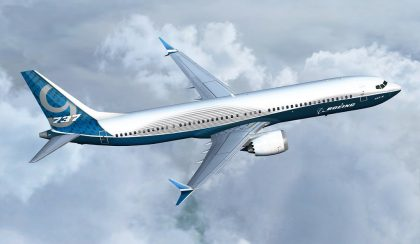 Boeing celebrates rollout of first 737 MAX 9