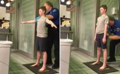 """Furious mother: """"Power-tripping TSA agents treated us like dogs"""""""