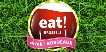 Save the date: eat! BRUSSELS, drink! BORDEAUX starts September 7