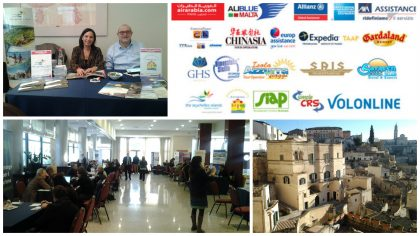Seychelles Tourism Board attends the Magna Grecia Travelexpo Roadshow
