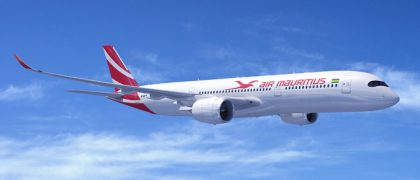 Air Mauritius sets launch for A350