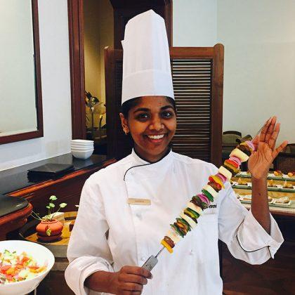 India's School of Tourism hosts taste of France