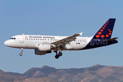 Brussels Airlines ends the year on a high note