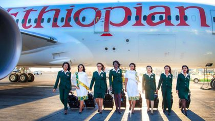 Ethiopian Airlines revises Addis Ababa service
