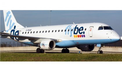 flybe adds more flights to its London-Amsterdam route