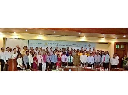 Media benefits from workshop on Sustainable Tourism Development
