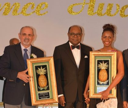 Jamaica national champions named in TSEP 2016 awards