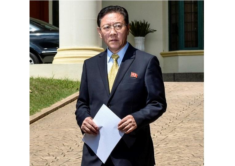 "Must leave in ""next 48 hours"": Malaysia declares North Korea's ambassador persona non grata"