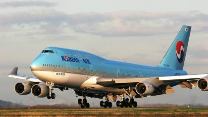More flights and bigger aircraft for Korean Air's summer service