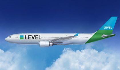 LEVEL announces airline launch