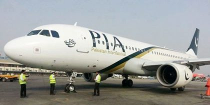 Pakistan International Airline grows Middle East routes
