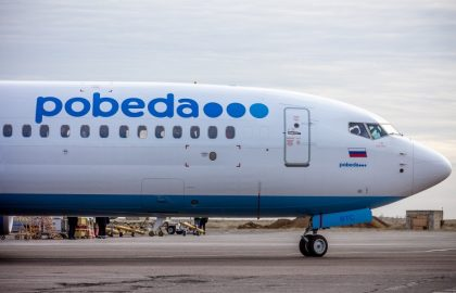Pobeda Airlines adds new service to Turkey
