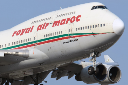 Change in summer flight plans for Royal Air Maroc
