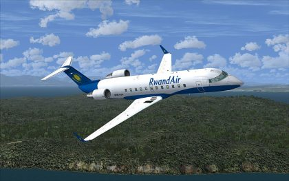 Expansion on course for RwandAir