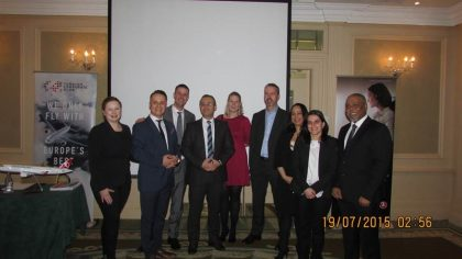 Seychelles Tourism Board and Turkish Airlines wow agents in Ireland