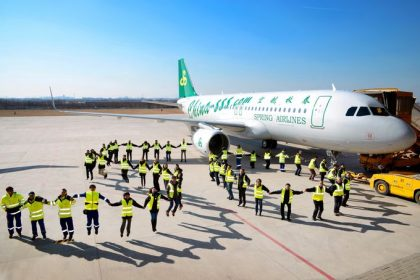 Spring Airlines to launch Hangzhou-Macau service