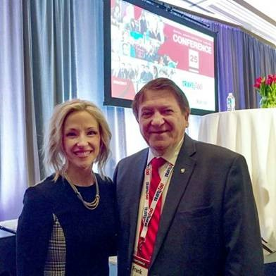 Skal International Hamilton Club represented at Hotel Association of Canada Conference