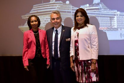 MSC Fantasia, one of the largest cruise ships, to begin calls to Port of Spain