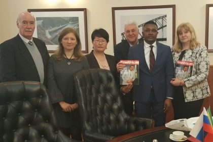 Russian Federation signs tourism cooperation MOU with Zimbabwe