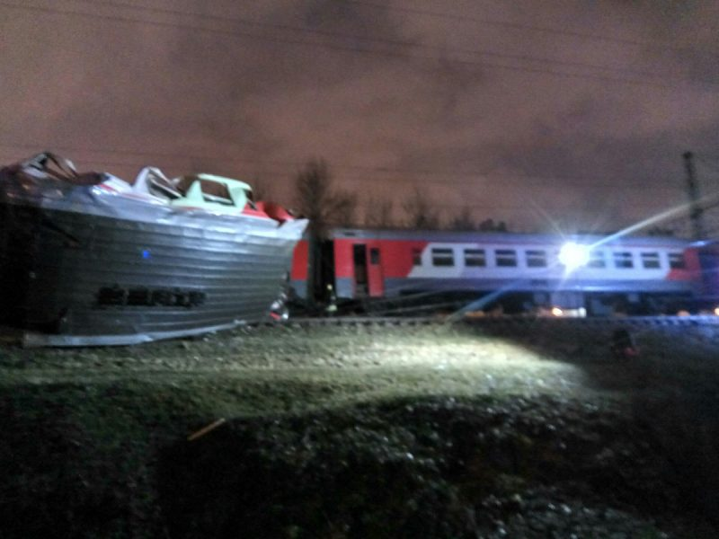 More than 20 people wounded in Moscow two-train head-on collision