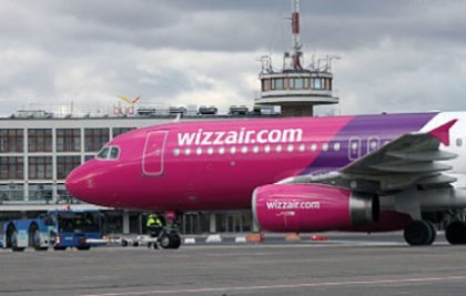 Budapest Airport's S17 buds with Wizz Air