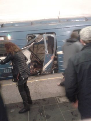 9 killed, dozens wounded in subway bombing in St. Petersburg, Russia