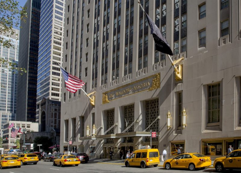 New York, Houston and Chicago boast best hotels in US