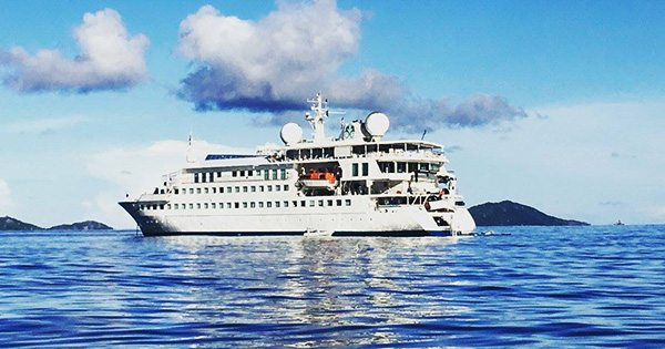 Nevis to welcome Crystal Yacht Expedition Cruises' guests starting November