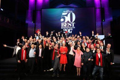 World's 50 Best Restaurants announced in Melbourne