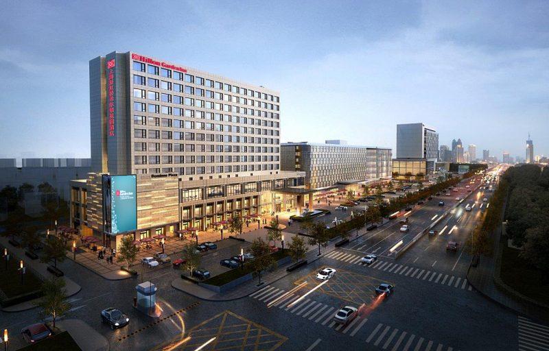 Hilton debuts Hilton Garden Inn brand in Shanghai