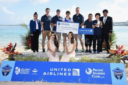 Record Numbers Registered for the United Airlines Guam Marathon 2017
