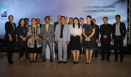 Hamad International Airport Hosts ACI Developing Nations Assistance Seminar