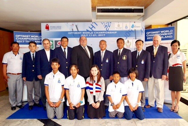Thailand to host Optimist World Championship 2017