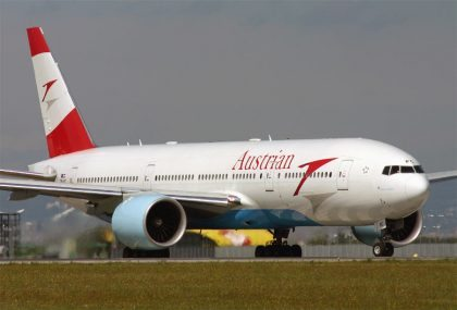 Austrian Airlines launches first US west coast route at LAX