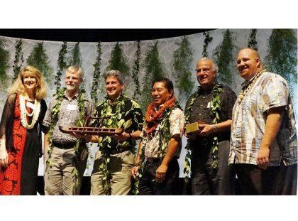 "Hawaii Tourism names Elele Program as ""Organization of the Year"""