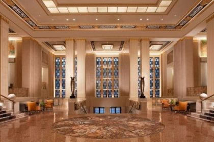 Hotel History: The Waldorf-Astoria Hotel
