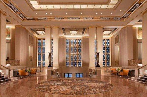 Hotel History: The Waldorf-Astoria Hotel